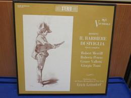 LP008 - COFANETTO 3 LP - IL BARBIERE DI SIVIGLIA - - Opere