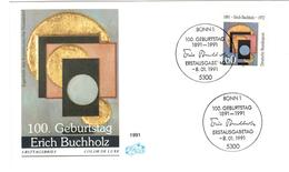 12049 - ERICH BUCHHOLZ - Celebrità