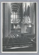 NL.- KAMPEN. BOVEN Of St. NICOLAASKERK. Interieur. Preekstoel. FOTO: TON KRUITHOF - Kerken En Kathedralen