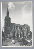 NL.- KAMPEN. BOVEN Of St. NICOLAASKERK. FOTO: TON KRUITHOF. Old Cars. - Kerken En Kathedralen
