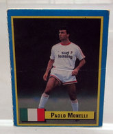 TOP MICRO CARDS 1989  PAOLO MONELLI - Trading Cards