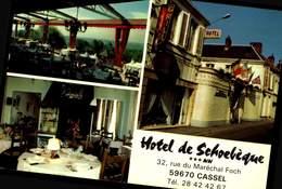59 CASSEL HOTEL DE SCHOEBEQUE  / A 322 - Cassel
