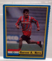 TOP MICRO CARDS 1989  GUSTAVO NEFFA - Trading Cards