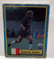 TOP MICRO CARDS 1989  GIUSEPPE IACHINI - Trading Cards