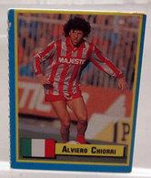 TOP MICRO CARDS 1989  ALVIERO CHIORRI - Trading Cards