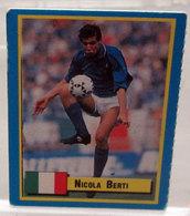 TOP MICRO CARDS 1989  NICOLA BERTI - Trading Cards