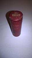 Porte Louis Métal Gainé Cuir Pour 50 Pièces De 20 Francs Circa 1900 - Materiale
