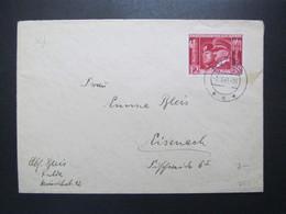 DR Nr. 763, 1941, Brief, EF, Stempel Fulda *DEL2113* - Briefe U. Dokumente