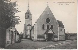 28 - LEVES - L' Eglise - Lèves