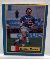 TOP MICRO CARDS 1989  MORENO MANNINI - Trading Cards