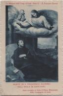 Morte Di San Francesco Saverio Nell'isola Di Sanciano (Shangchuan, Jiangmen, Cina). Formato Piccolo Non Viaggiata - Santi