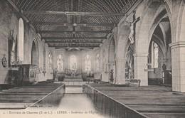 28 - LEVES - Intérieur De L' Eglise - Lèves