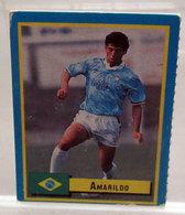 TOP MICRO CARDS 1989  AMARILDO - Trading Cards