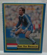 TOP MICRO CARDS 1989  HANS VAN BREUKELEN - Trading Cards