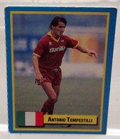 TOP MICRO CARDS 1989  ANTONIO TEMPESTILLI - Trading Cards