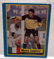 TOP MICRO CARDS 1989  MARCO LANDUCCI - Trading Cards