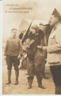 CPA - L'AS DES AS - LE CAPITAINE GUYNEMER - UN AVION BOCHE EST SIGNALE - AN - 715 - Guerre 1914-18