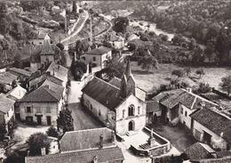 SAINT PRIEST TAURION - Vue Générale -L'Eglise Et La Vallée - Saint Priest Taurion