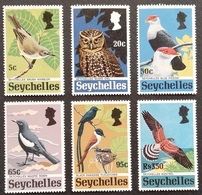 Seychelles  1972 BIRDS - Seychelles (1976-...)
