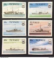 Tuvalu 1990** Mi.564-69. Ships MNH [21;85] - Schiffe