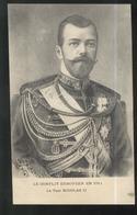 CPA Guerre 1914-1918 - Le Conflit Europeen En 1914 - Le Tzar Nicolas II - Guerra 1914-18