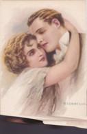 Illustrateur Corbella  Couple Enlacé(lot Pat32) - Corbella, T.