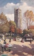 OILETTE  PARIS IIII Série 933 P  N°28  ........... Saint Jacques ........ Un Mot à La Poste - Tuck, Raphael