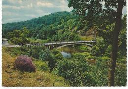 La Vallée De L'Ourthe: Le Pont De Rensiwez. - Houffalize
