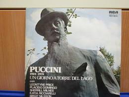 LP017 - UN GIORNO A TORRE DEL LAGO CON LEONTYNE PRICE-PLACIDO DOMINGO-SHERILL MILNES-KATIA RICCIARELLI- - Opera
