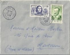 France Enveloppe Affranchie - France