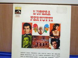 LP018 - L'OPERA PER TUTTI - EMI - LA VOCE DEL PADRONE - Oper & Operette