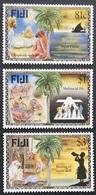 Fiji  1996 Christmas LOT - Fiji (1970-...)
