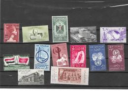 EGYPTO Nº  AÑO 1959 - Sin Clasificación