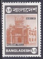 Bangladesch Bangladesh 1989 Architektur Architecture Bauwerke Gebäude Buildings Curzon-Halle Dhaka, Mi. 301 ** - Bangladesch