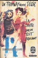 """""""Un Tramway Nommé Désir""""-Tenessee WILLIAMS-Livre De Poche 1963-BE - Autres"""