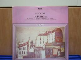LP023 -LA BOHEME - R. TUCKER-A. MOFFO-R. MERILLI-G. TOZZI - Opera