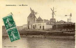 CASTELNAUDARY   Les Moulins   271 - Castelnaudary