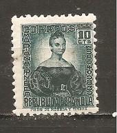 España/Spain-(MNH/**) - Edifil 732 - Yvert 557A - 1931-50 Nuevos & Fijasellos