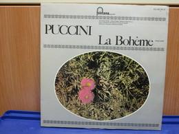 LP026 -LA BOHEME - BRANI SCELTI - ANTONIETTA STELLA-GIANNI POGGI-RENATO CAPECCHI- CORO E ORCHESTRA DEL TEATRO S. CARLO - Oper & Operette