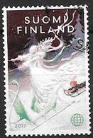 Finlande 2017 N° 2514 Oblitéré, Noël Reine Des Neiges - Finlande