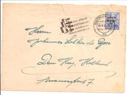 Sowjetische Besatzungs Zone Mi 194 EF.  (1)Berlin O .Ma Stpl Das Andere Deutschland >Holland - Zona Sovietica