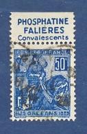 TIMBRE-FRANCE -  1929 - Jeanne D'Arc (1412-1431) 5éme Centenaire De La Délivrance D'Orléans - Erinnophilie