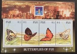 """Fiji  Hong Kong """"94 S/S - Fiji (1970-...)"""