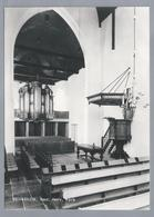 NL.- HEULELUM. Ned. Herv. Kerk. Orgel. Preekstoel. - Kerken En Kathedralen