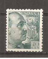 España/Spain-(MNH/**) - Edifil 925 - Yvert 683 - 1931-50 Nuevos & Fijasellos