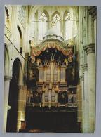 NL.- GOES. Orgel Grote Of Maria Magdalenakerk. - Kerken En Kathedralen