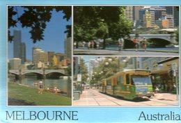 Australie : Melbourne - Melbourne