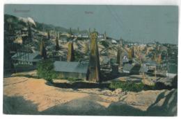 RO 05 - 15284 BUSTENARI, Prahova, Oil Wells, Romania - Old Postcard - Used - 1906 - Roumanie
