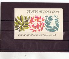 DDR, SMHD 3b** Mi. 25,00 Euro (M 272) - Blocchi