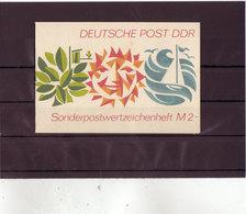 DDR, SMHD 4a** Mi. 40,00 Euro (M 280) - Blocchi